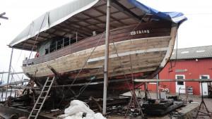 Wiking inner Werft